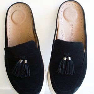 Kenneth Cole Shoes - Kenneth Cole Rory Mules Suede Size US 9.5M